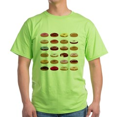 Donut Lo Green T-Shirt