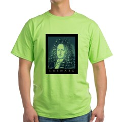 Leibniz Green T-Shirt