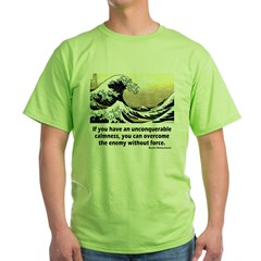 Unconquerable Green T-Shirt