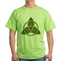 Celtic Trinity Kno Green T-Shirt