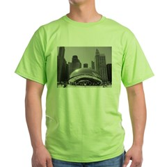 Bean, Chicago Green T-Shirt