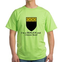 Hogan Green T-Shirt