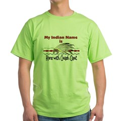 Funny Nurse Green T-Shirt