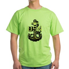 CPO Anchor Green T-Shirt