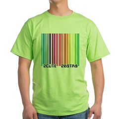 Gay Scan Green T-Shirt
