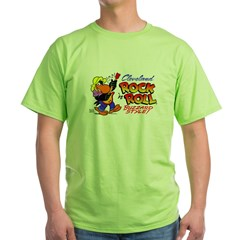 """Buzzard Style"" Green T-Shirt"