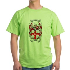 Nolan Family Cres Green T-Shirt