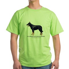 Tenderhearted Guardian Green T-Shirt