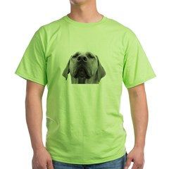 JUBA LEE RIDGEBACK Green T-Shirt