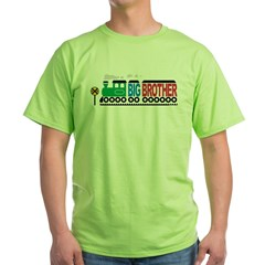 Big Brother Train Green T-Shirt
