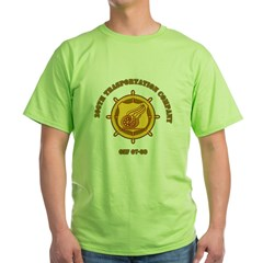 206th Green T-Shirt