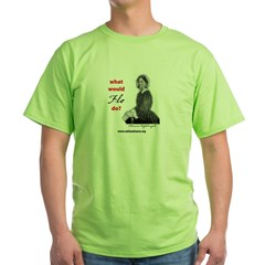 Florence Nightingale Green T-Shirt