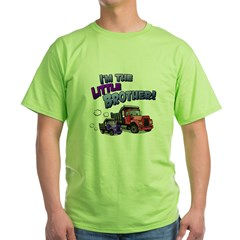 I'm the Little Brother! Green T-Shirt