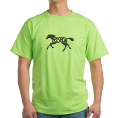 Organic Cotton Tee Green T-Shirt
