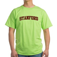 STANFORD Design Green T-Shirt