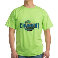 Chunichi Dragons Green T-Shirt