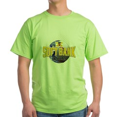SoftBank Hawks Green T-Shirt