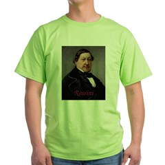 Rossini Green T-Shirt