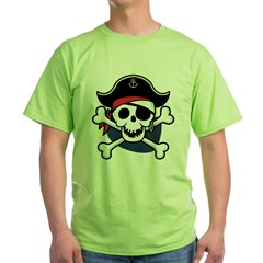 Jolly Reggie Green T-Shirt