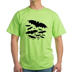 Batty Green T-Shirt