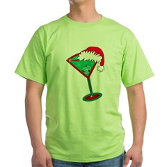 Christmastini Green T-Shirt