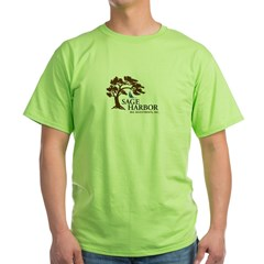 Sage Harbor Green T-Shirt
