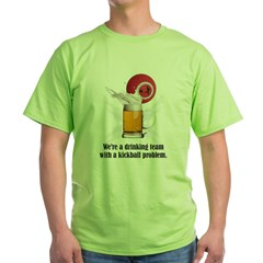 Kickball Green T-Shirt