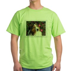 All things in nature. Green T-Shirt