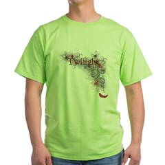 Twilight Dazzle Green T-Shirt