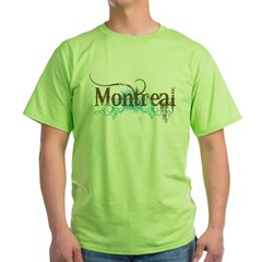Montreal Green T-Shirt