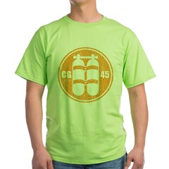 CG45_144 Green T-Shirt