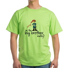 pirate_bigbrother Green T-Shirt