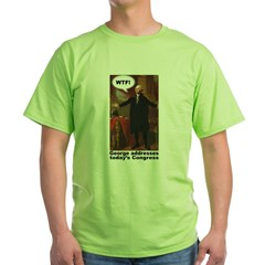Wash23x35.jpg Green T-Shirt