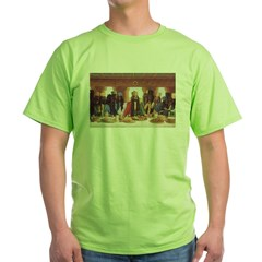 Rastafari Green T-Shirt