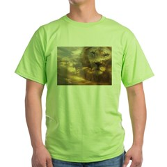 Lion of Judah Green T-Shirt