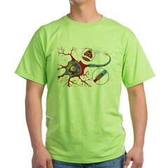 Neuron Green T-Shirt