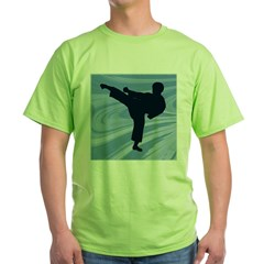 Water Boy Green T-Shirt