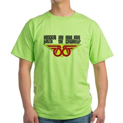 wingbs_bbhck.jpg Green T-Shirt