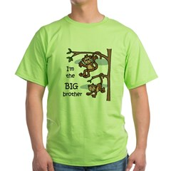 Big Brother Green T-Shirt