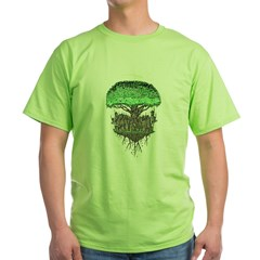 tenuous balance Green T-Shirt