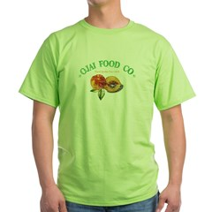 Ojai Foods Green T-Shirt