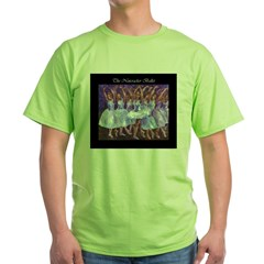 Nutcracker Snow Balle Green T-Shirt