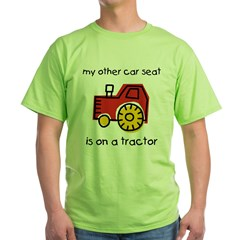 My Car Sea Green T-Shirt