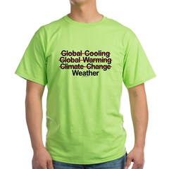 It's called Weather Green T-Shirt