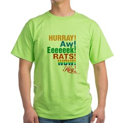 Interjections! Green T-Shirt