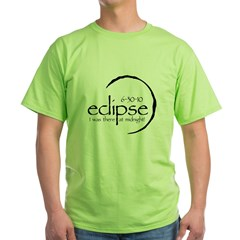 20x20eclipse63010Midnight Green T-Shirt