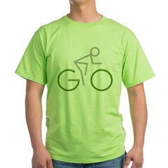 2-GO Green T-Shirt