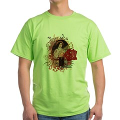 St. Therese Green T-Shirt