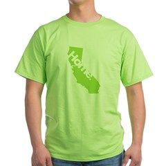 Home - California Green T-Shirt