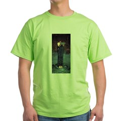 Circe Invidiosa Green T-Shirt